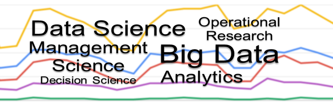 What's in a name? Data Science vs Operational Research
